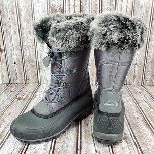 Kamik Momentum Woman's Boots Size 8